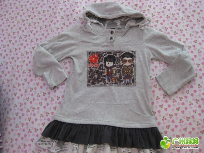 转适合120-130衣服不同季节女孩女生,继续上新一起品牌的歌在什么唱图片