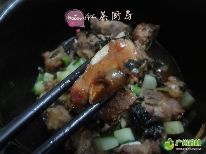 苹果家常菜(7)香草鸡翅豆豉大串烧+鬼婆美味菜天天什么好菜谱大全吃图片