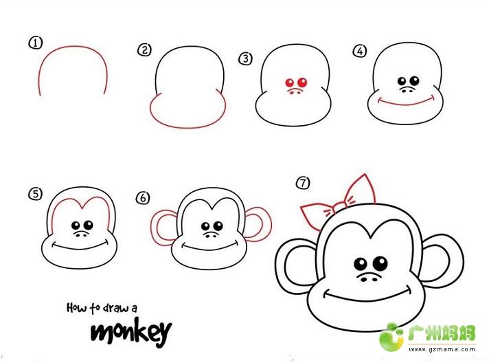 (五)如何画蜜蜂简笔画教程
