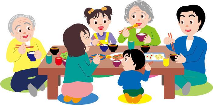 儿童讲话礼仪卡通