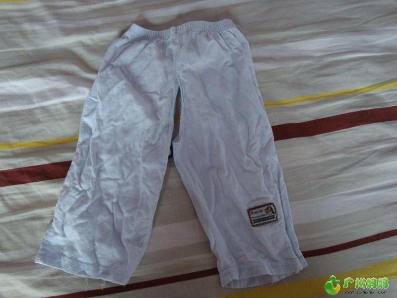 免费送BB裤子 75以内的 6条裤, 衣服不送啊 有人预了